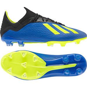 Adidas X 18.2 FG Men's Cleats Size 9